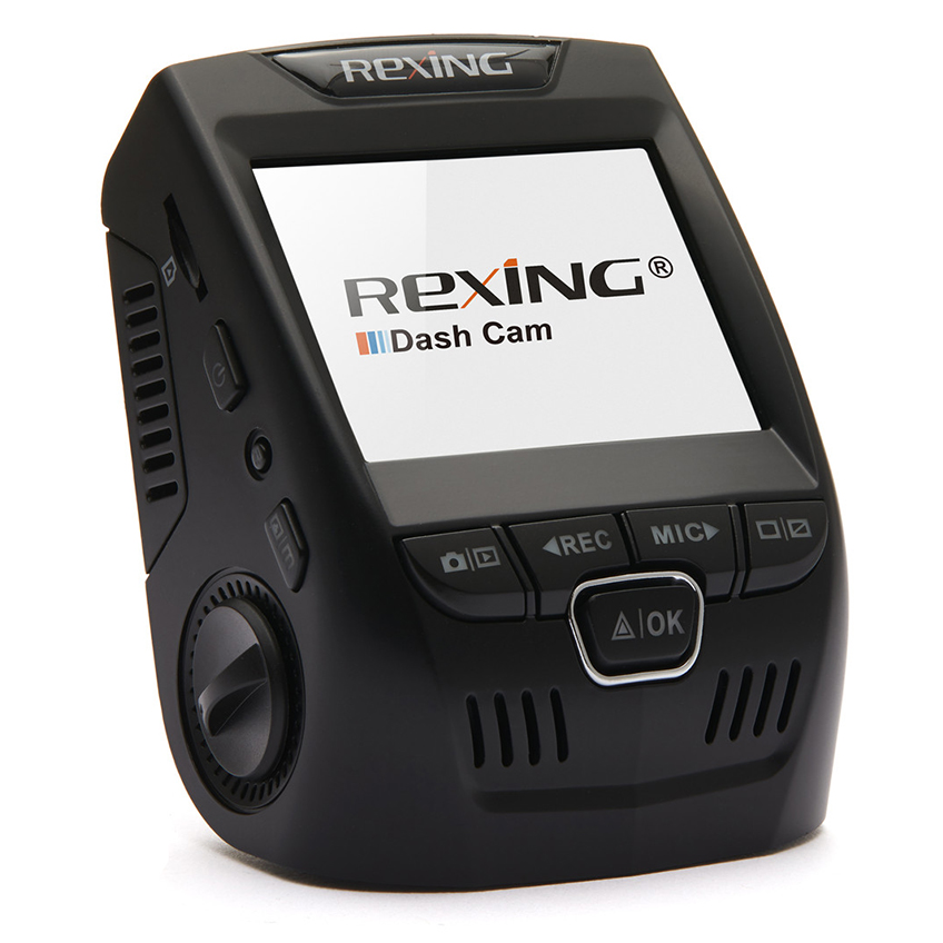 Rexing DashCam coupon: Rexing V1 RFR unit