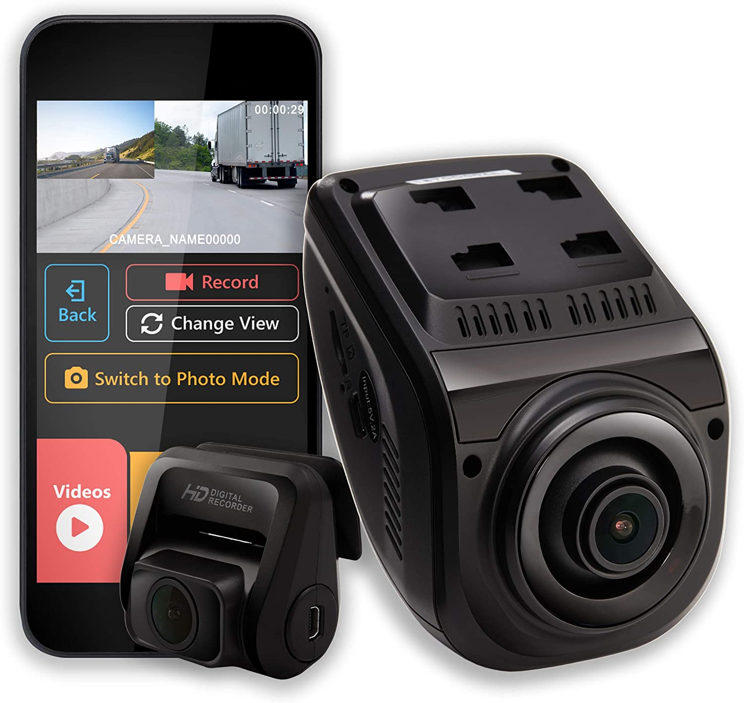 Rexing DashCam coupon: Rexing V1P 3rd Generation