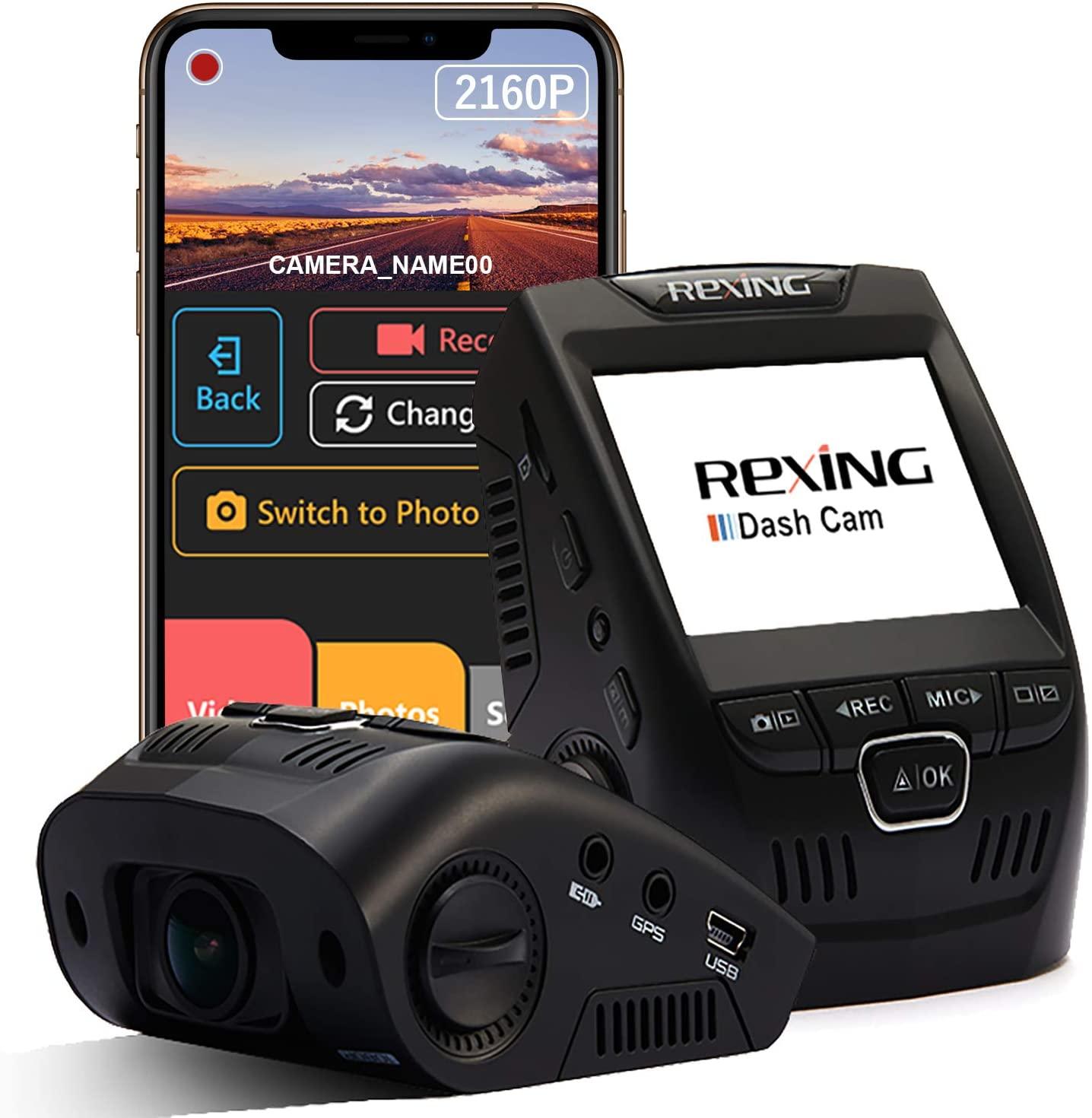 Rexing DashCam coupon: Rexing V1-4K