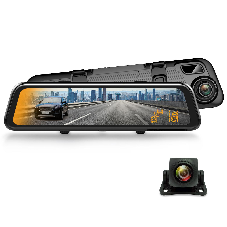 https://www.rexingusa.com/ - Rexing M2 Smart Mirror Dash Cam